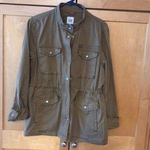Gap Khaki Jacket